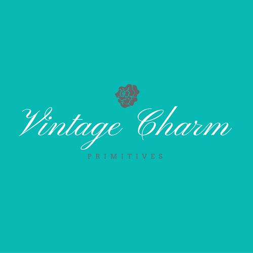Vintage Charm Primitives logo