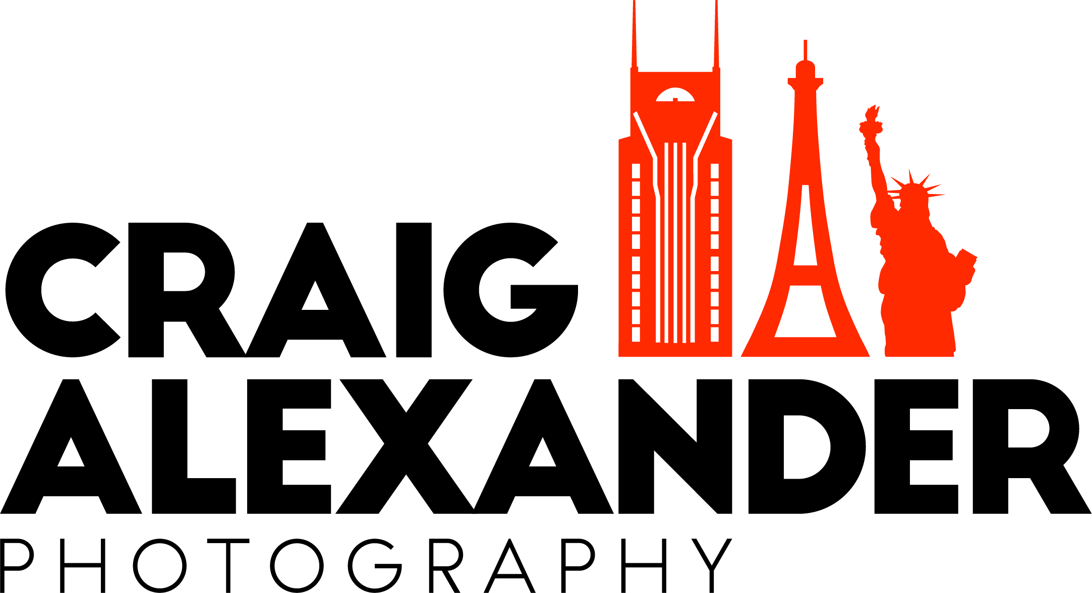Craig Alexander Photography Logo