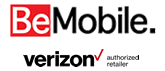 Be Mobile logo