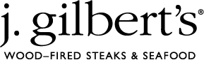 J. Gilbert's Wood- Fired Steaks and Seafood logo
