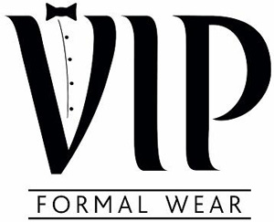 VIP Formal Wear logo