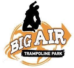Big Air Trampoline Park logo