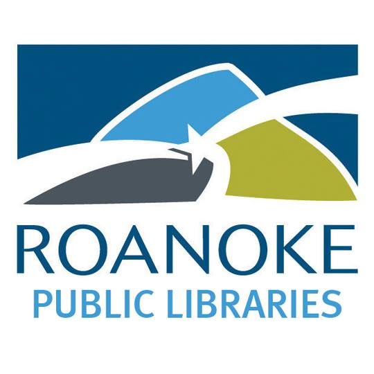 Roanoke City Library e-Branch Kiosk logo