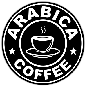 Arabica Coffee Logo