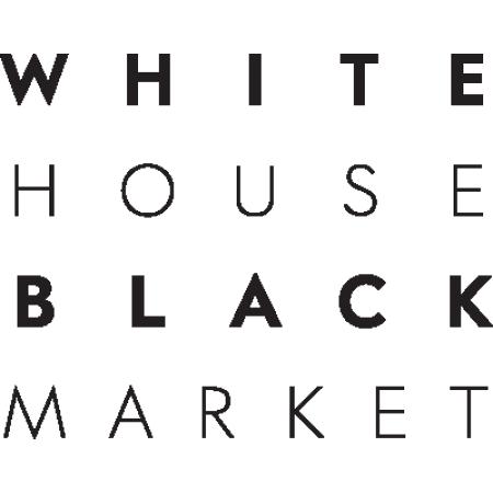 Charming White House Black Market Logo