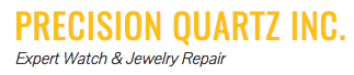 Precision Quartz Watch Repair logo