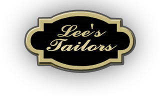 Lee's Tailor Shop logo