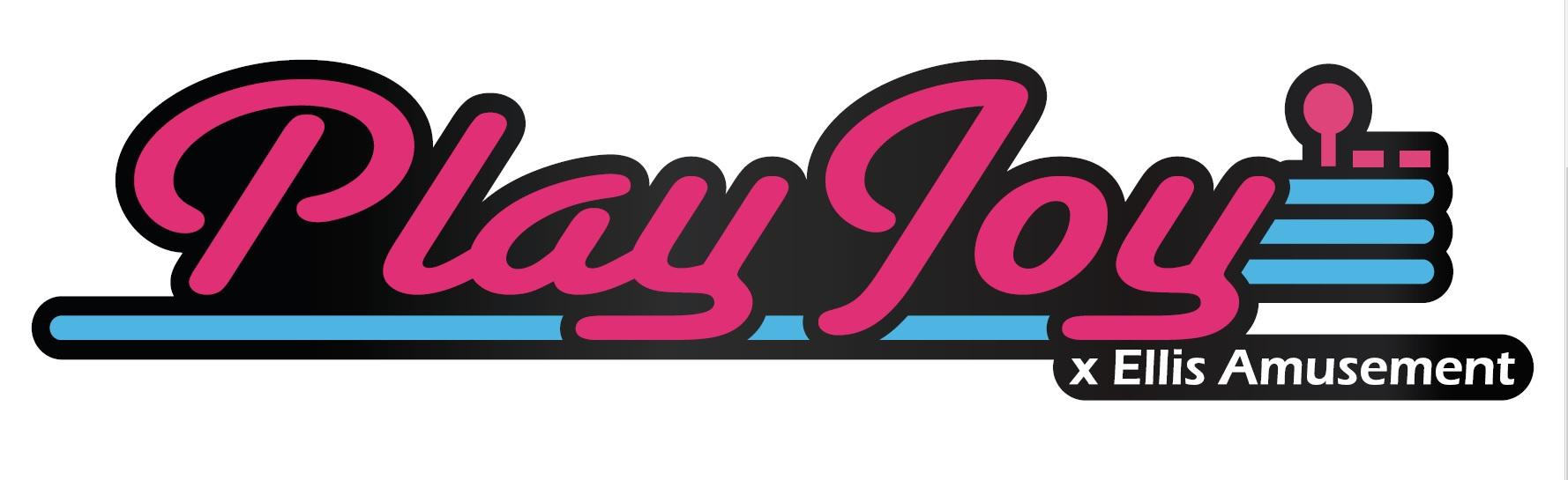 PlayJoy x Ellis Amusement Inc. Logo
