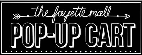 Pop-up Shop Fayette Mall logo
