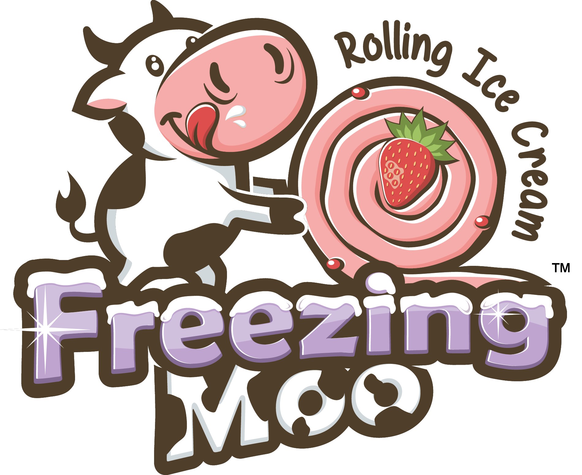 Freezing Moo logo