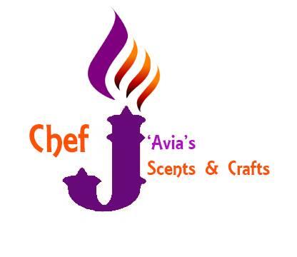 Chef J'Avia's Scents & Crafts Logo