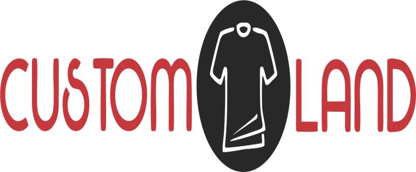 Custom Land Logo
