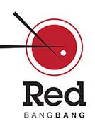 Red Bang Bang Sushi logo