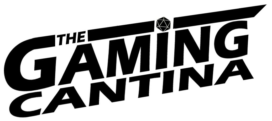 The Gaming Cantina Logo
