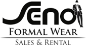 Seno Formal Wear logo