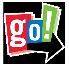 Go! Games Logo