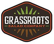 Grassroots Salad Company logo