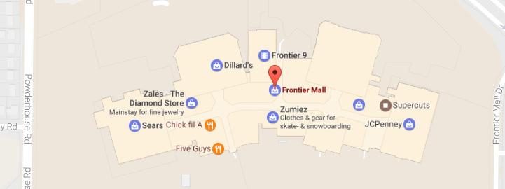 Frontier Mall Cheyenne Wy