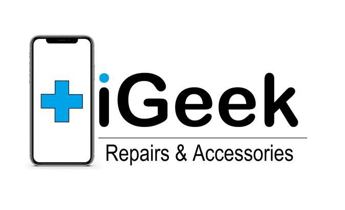 iGeek Repairs and Accessories Logo