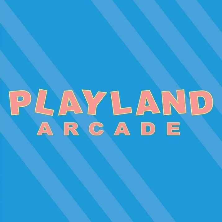 Playland Arcade logo