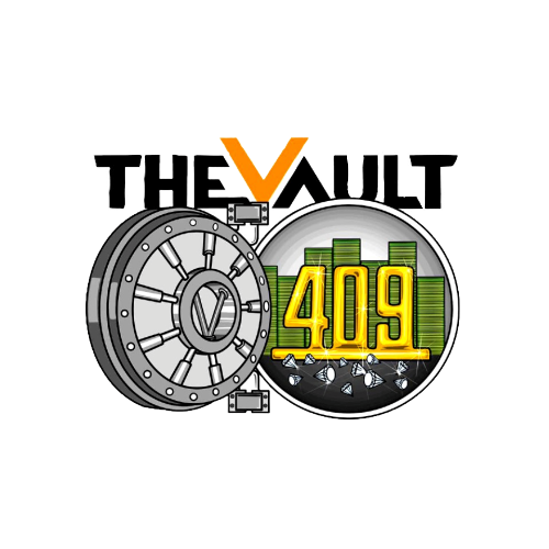 The Vault 409 Logo