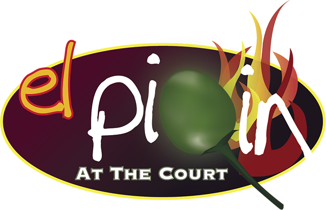 El Piqin at the court logo
