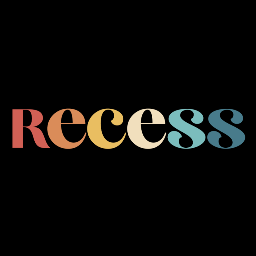 Recess by Bevin Prince Logo
