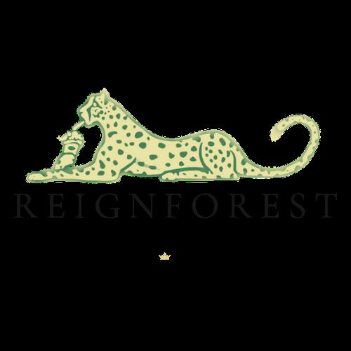 Reignforest Tea Bar Logo