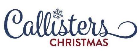 Callister's Christmas logo