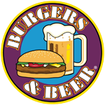 Burgers and Beer logo