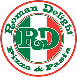 Roman Delight Pizza & Pasta logo