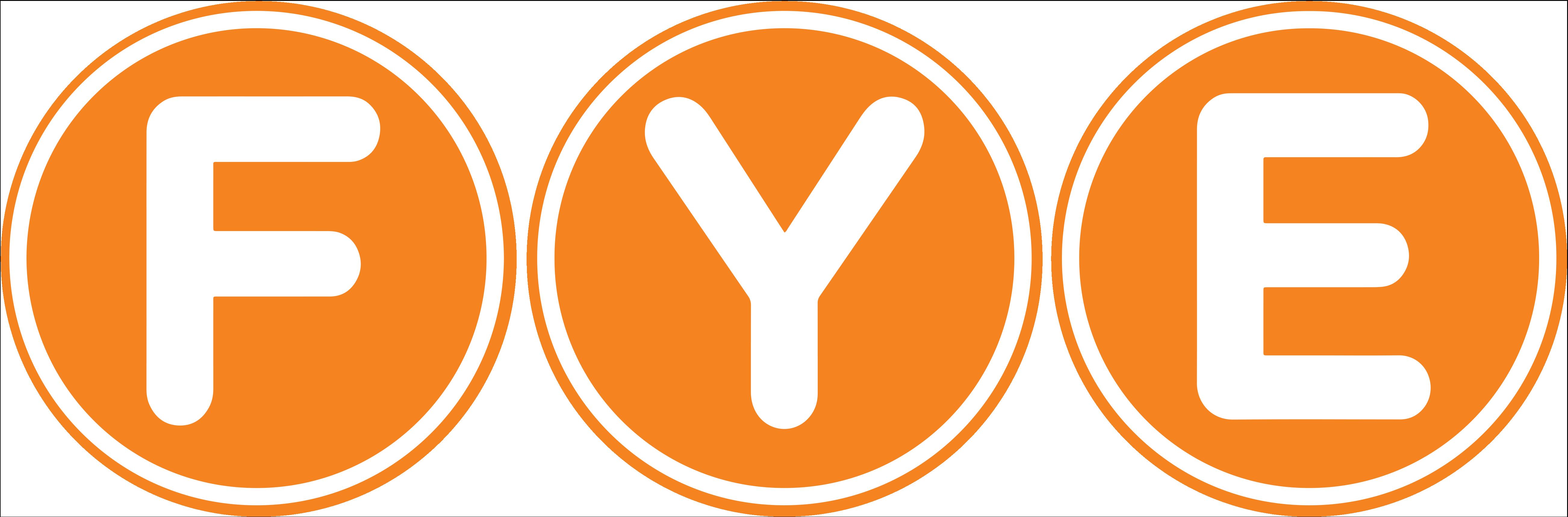 FYE logo