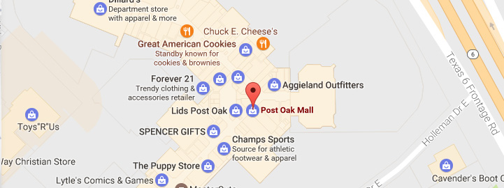 Post Oak Mall | College Station TX
