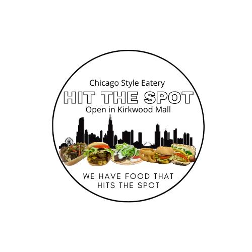 Hit The Spot logo