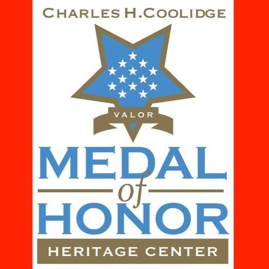 Charles H. Coolidge Medal of Honor Heritage Center logo