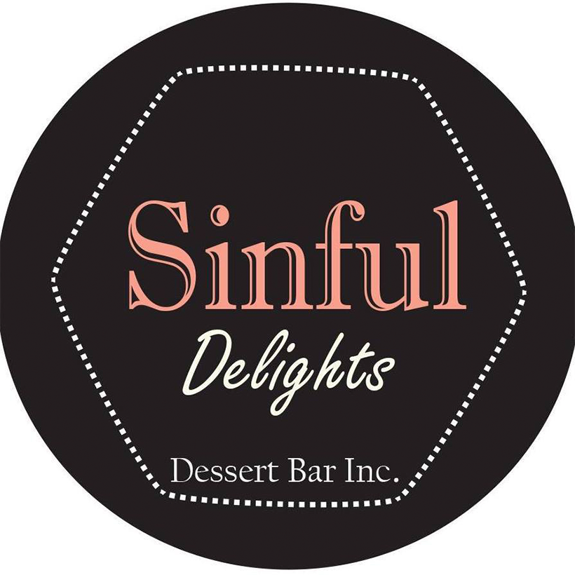 Sinful Delights Dessert Bar logo