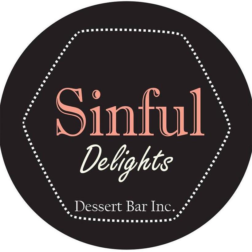 Sinful Delights Dessert Bar logo