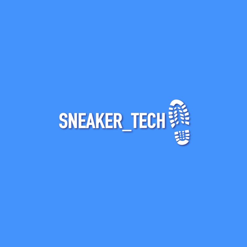 Sneaker Tech Logo