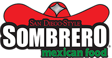 Sombrero Mexican Food logo