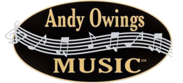 Andy Owings Music Center / Piano Gallery logo