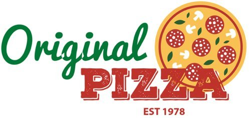 Original Pizza logo