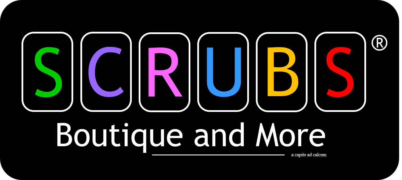 Scrubs Boutique and More Logo