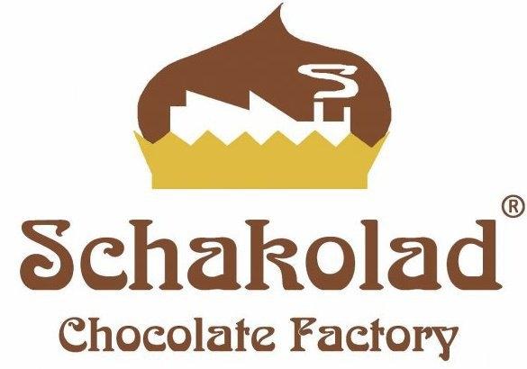 Schakolad Chocolate Factory Logo