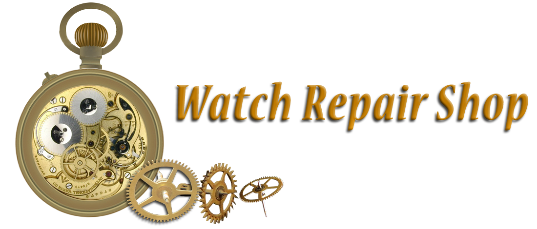 Watch Repair Shop logo