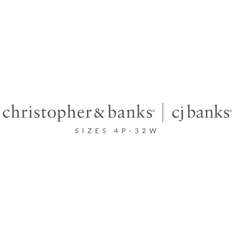 Christopher & Banks/ CJ Banks Logo